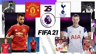 แมนยู😈🔴 ปะทะ สเปอร์ส 🕊⚪  | FIFA 21 | พรีเมียร์ลีก[นัดที่4]  | ยิงกันโหดมาก😱