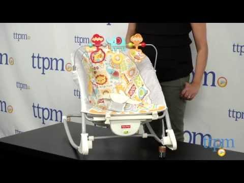 Deluxe Infant To Toddler Rocker From Fisher Price Youtube