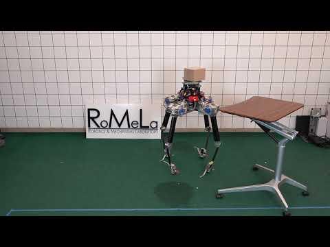 Чем робот с гибкими ногами лучше роботов Boston Dynamics?