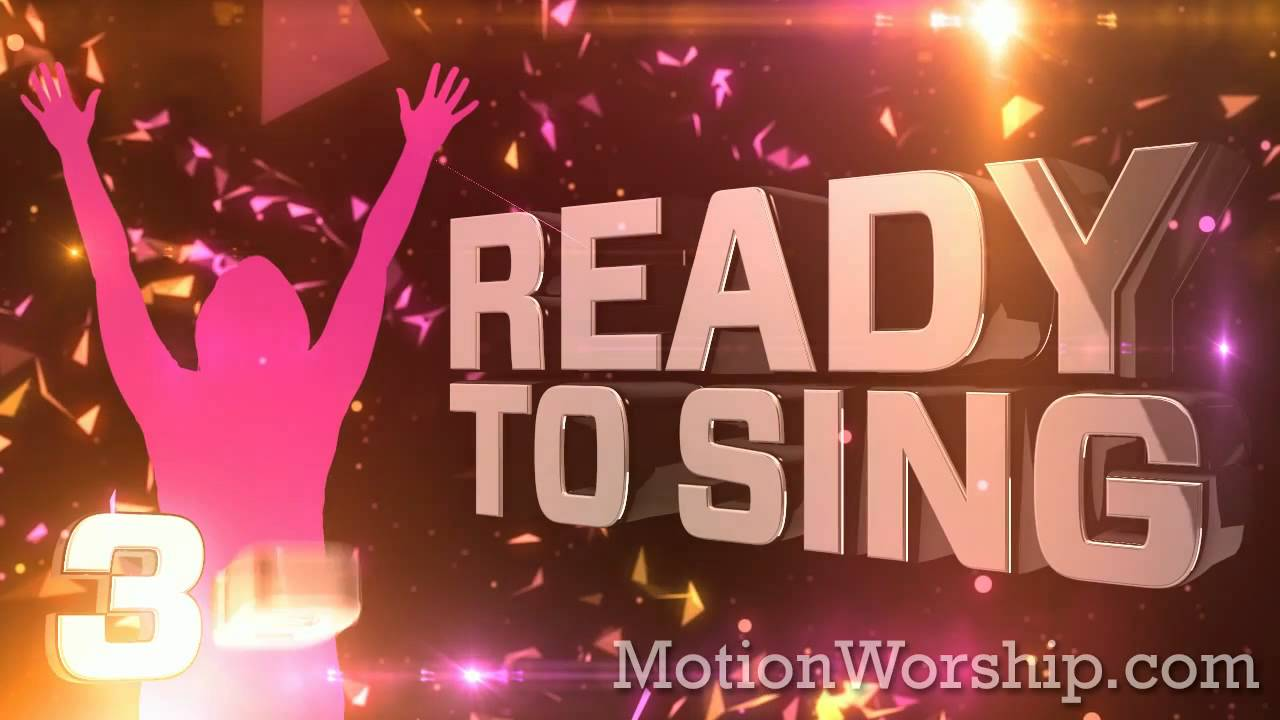 Kinder Garden: Are You Ready Countdown HD By Motion Worship