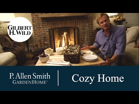 How To Create Cozy Atmosphere At Home   Garden Home (1201)