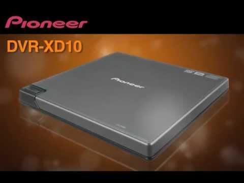 PIONEER DVR-XD10 WINDOWS 10 DRIVER DOWNLOAD
