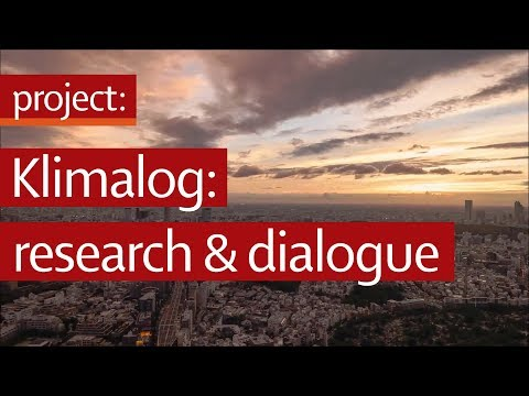 Klimalog: research and dialogue for a climate-smart transformation