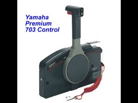 wiring diagram yamaha outboard ignition switch brake force controller 703 remote control box - youtube