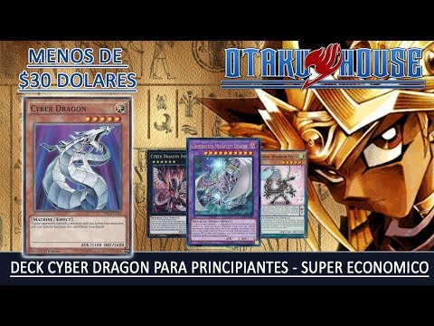 Deck Profile Cyber Dragon Para Principiantes – Super Economico