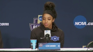 News Conference: Duke Players & Coach - Preview
