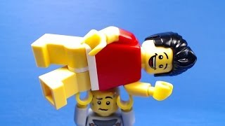 HOW TO MAKE LEGO FLY / JUMP!