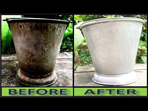 Bathroom Cleaning Tips:- How to Clean Dirty Bathroom Bucket at Home