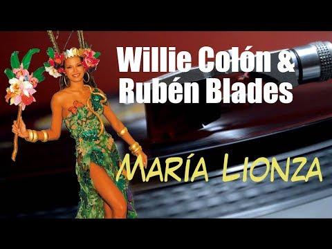 Willie Colón & Rubén Blades: María Lionza (vinyl) 1978