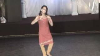 Yeh Ishq Q Hai - A Dance on Hindi Song in Diwali Function 2008 at SPSC Toronto