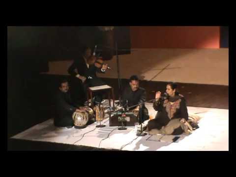 Tina Saini singing Faiz