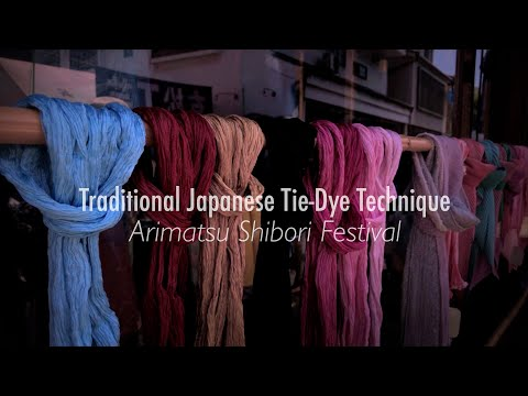 TRAVEL | EVENTS | ARTS | Japanese Tie-Dye  Festival | Arimat