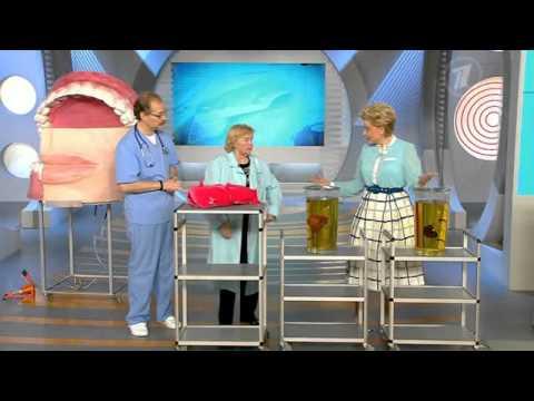 Ангина -- воспаление миндалин