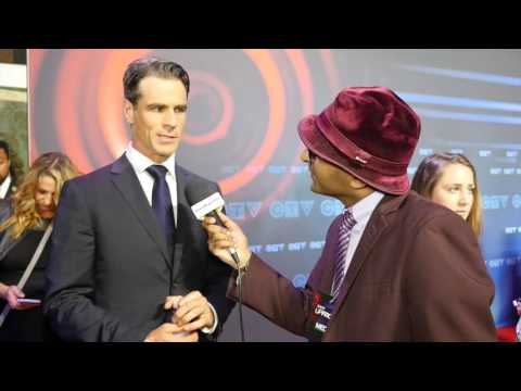 Conviction  With Eddie Cahill At CTV Upfront 2016
