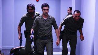 مسلسل وادي الذئاب | هجوم مراد علمدار ورجاله على موقع اسرائيلي - مشهد اكشن HD