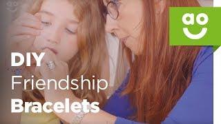 Wie Machen Sie Ihre Eigene Freundschaft Armbänder | Kinder Handwerk | ao.com