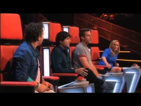 The best of the voice Kids- blind auditions