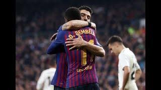 [🎞️RESUME] 🇪🇸 Coupe du Roi 🏆 Un Barça sans pitié éteint le Bernabeu !
