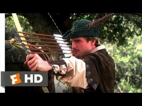 Robin Hood: Men in Tights 15 Movie   Robin Rescues Ahchoo 1993 HD
