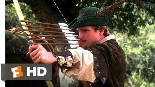 Robin Hood: Men in Tights (1/5) Movie CLIP - Robin Rescues Ahchoo (1993) HD