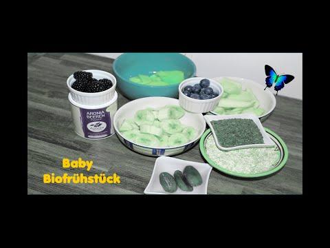 Baby Biofrühstück ab 6 Monaten