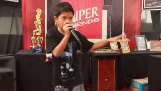 MAHALI Friendship Moment 2014 Beatbox Battle Chionship Showcase Elimination