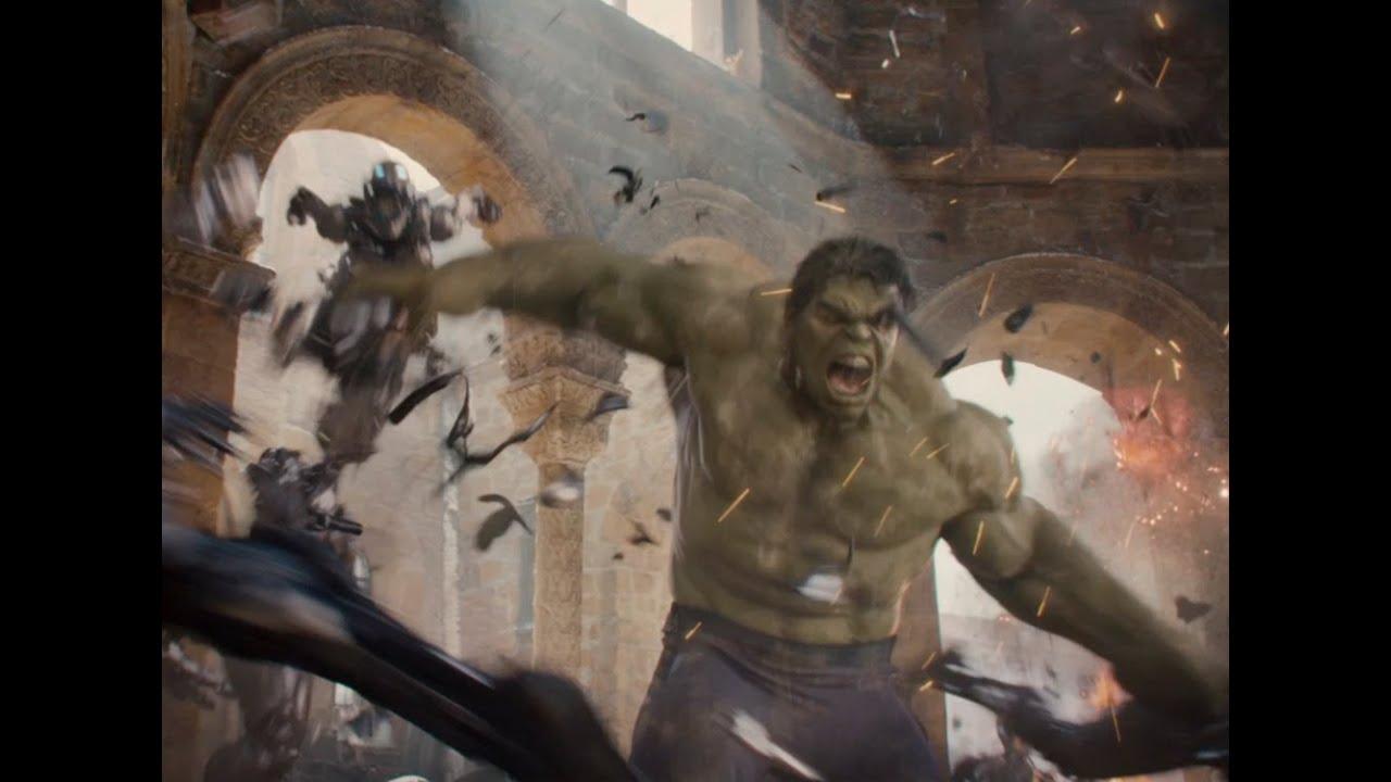 Marvel's Avengers: Age of Ultron – Nuovo Trailer Ufficiale Italiano | HD
