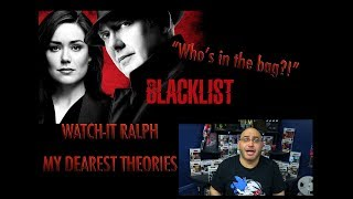 """The Blacklist Theory """"Who's in the Bag?!"""""""