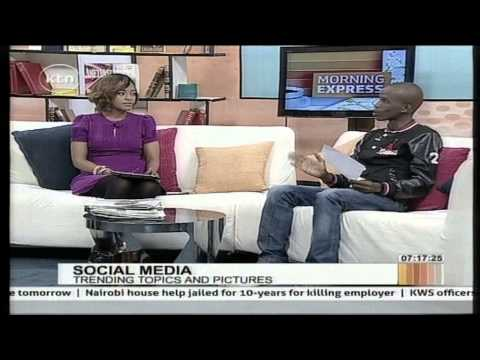 SOCIAL MEDIA DISCUSSION: The most trending stories in the social media