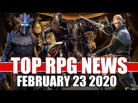 Top RPG News Of The Week - Feb 23, 2020 (Mount And Blade 2, Hellpoint, Bless Unleased)