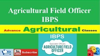Introduction to Advanced Agricultural Classes