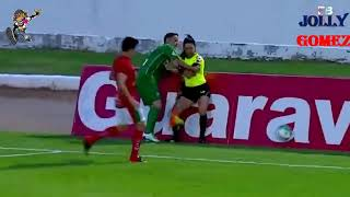Football Girl Referee Funny Moments  Football Ref Funny 2019