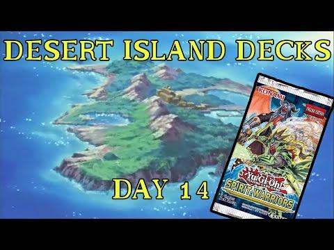 DESERT ISLAND DECKS | Day 14 | LittleKuriboh