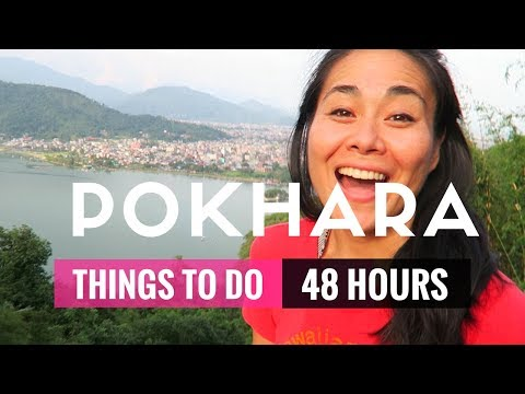 15 Things To Do In Pokhara |  POKHARA TRAVEL GUIDE NEPAL