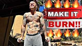 Short on time workout - fat burner & muscle builder for busy people