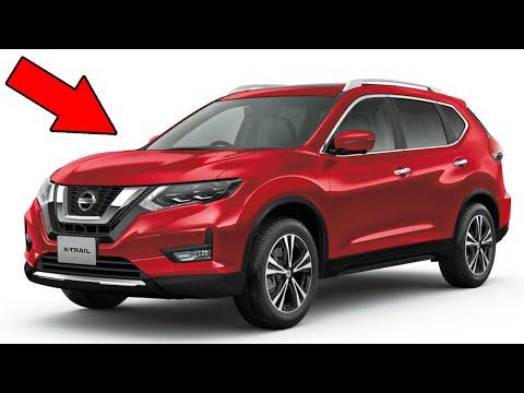 Обновлённый Nissan X Trail 2017 2018 года. Свежие новости о Ниссан Х Трейл