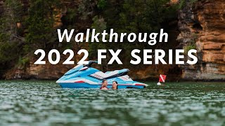 Walkthrough Yamaha's FX Series Featuring the FX Limited SVHO