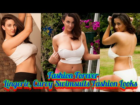 Joey Fisher, Sexy Lingerie, Curvy Swimsuits Fashion Looks
