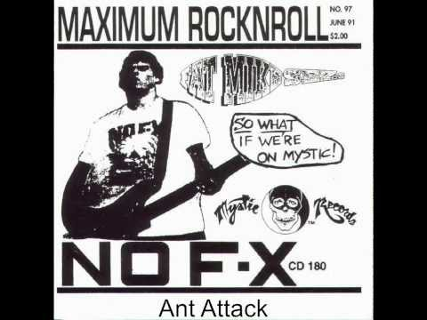 Nofx - Ant Attack
