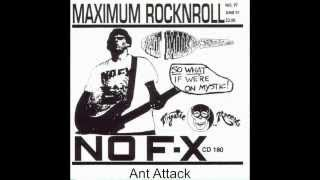 Watch NoFx Ant Attack video