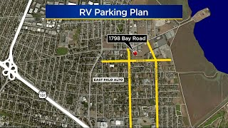 RV Dwellers In East Palo Alto Get Own Space