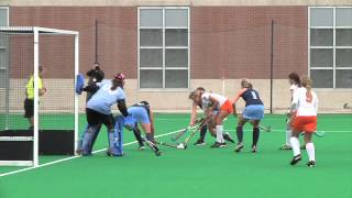 Tigers Win 2012 NCAA Field Hockey Championship !