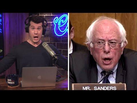 PROOF: Bernie Sanders is a Full Blown #SJW