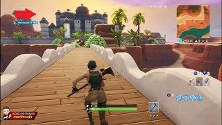 WE ARRIVE TO THE ARABPALACE IN FORTNITE MAS CODE FREE - Martinezjlr