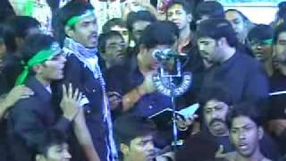 ana mazloom hussain (a.s)