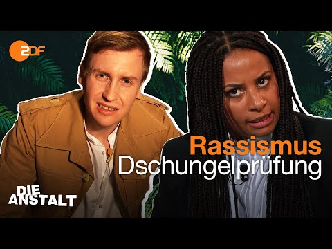 Rassismus beim 1. Date mit Till Reiners | Die Anstalt