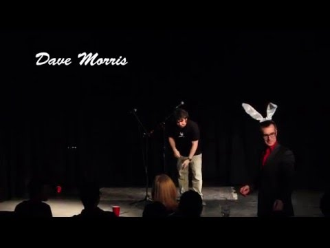 Dave Morris improv at Buntacular Spectacular!