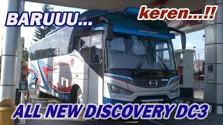 Yg Lagi VIRAL,, body terbaru ALL New DISCOVERY DC3 if sumber selamat group