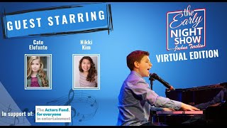 S6 Ep8 Joshua performs A Thousand Years, Broadway's Cate Elefante, and Nikki Kim (Bull, CODA)