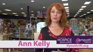 Ann Kelly Radio Host From WDUV Resale Shoppes 30 Second Spot